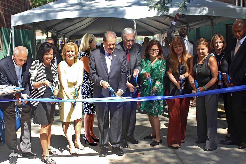 Plaza Borinquen 88 Ribbon Cutting Ceremony