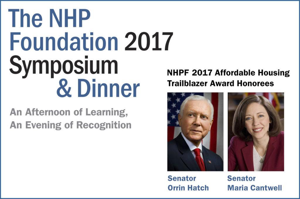 The NHPF 2017 Symposium & Dinner